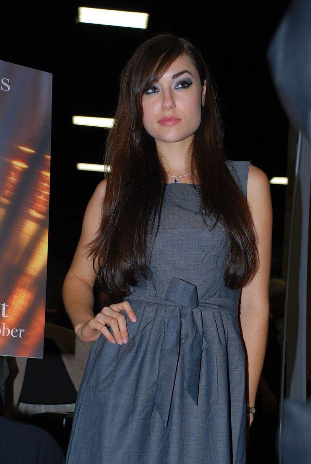 Sasha Grey Pictured in 2009.
