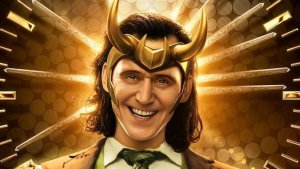 Loki (Season 1) Poster.