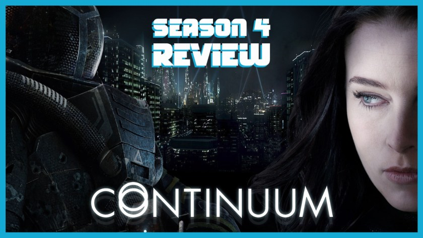 Continuum Season 4 Review (Poster)