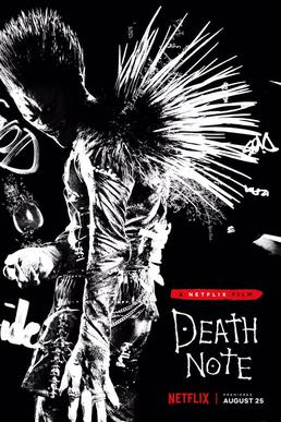 Death Note (Netflix Poster)