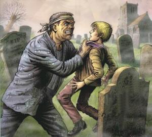 Szép remények - korabeli illusztráció