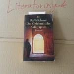 Das Geheimnis des Kalligraphen – Buchkritik