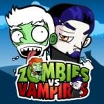 Zombies vs Vampires Spiel