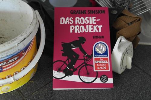 Hier sieht man meine Ausgabe vom Rosie-Projekt