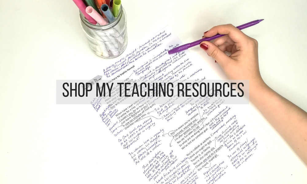 shop my teaching resources