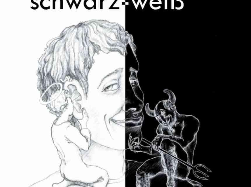 Marc Zeichnet schwarz – weiß – Karsten Harms