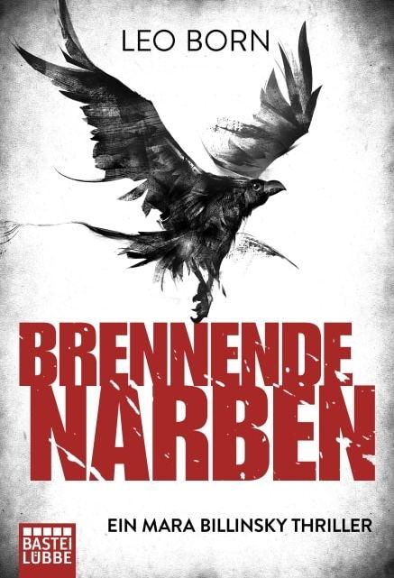 [Rezension] Brennende Narben – Leo Born