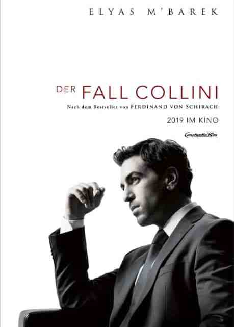 Stream zur Weltpremiere von : Der Fall Collini in Berlin