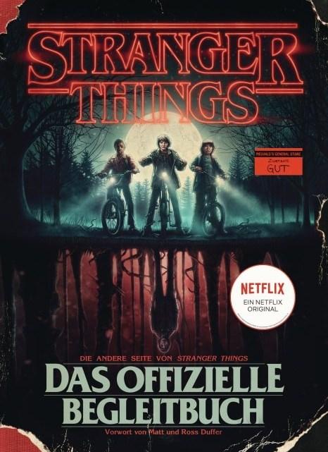 [Rezension] STRANGER THINGS: Das offizielle Begleitbuch – Gina McIntyre (Hrsg.)