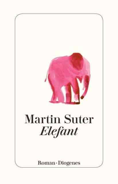 Interview mit Martin Suter über Elefant