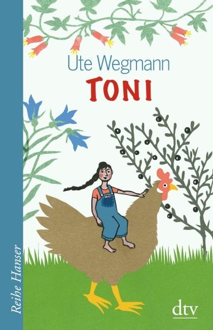 Interview mit Ute Wegmann über das Buch : Toni - Podcast