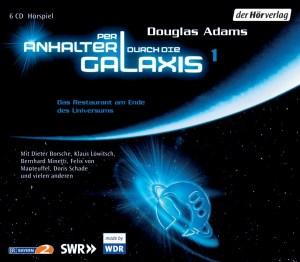 Per Anhalter durch die Galaxis 1 von Douglas Adams