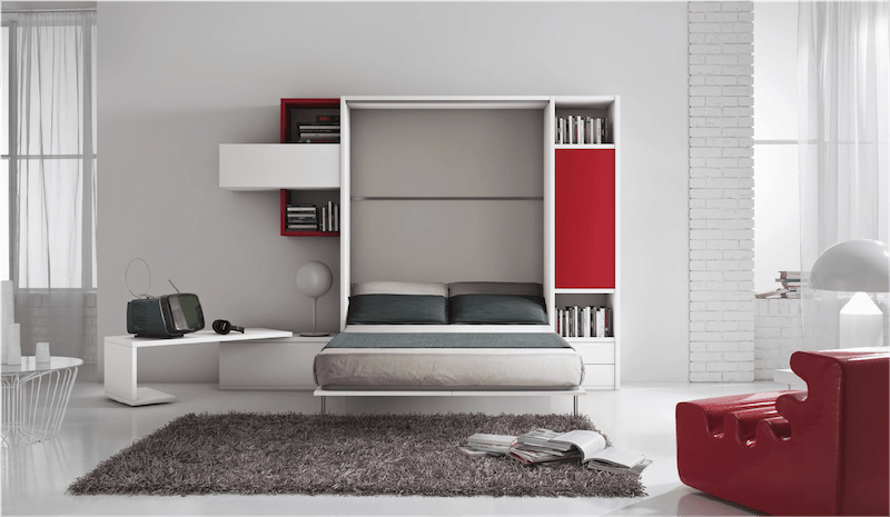 populaire fabriquer un lit escamotable horizontal bk82 montrealeast. Black Bedroom Furniture Sets. Home Design Ideas