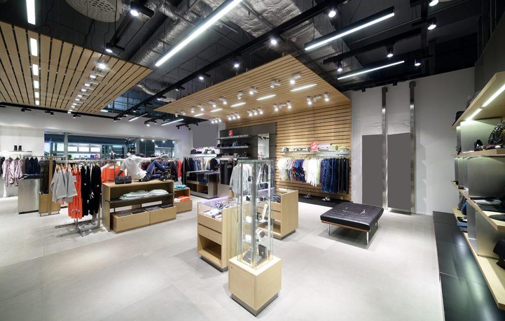 retail lighting solutions led lights