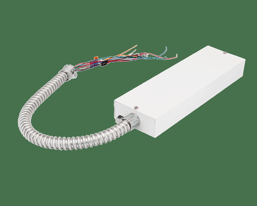 led emergency battery backup led