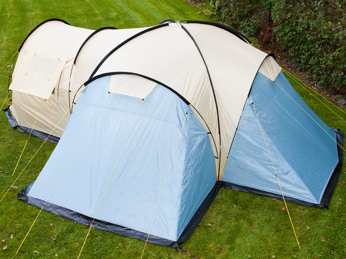 Skandika Toronto 6 Person Family Dome Camping Tent Large Canopy 2017 Model New EBay
