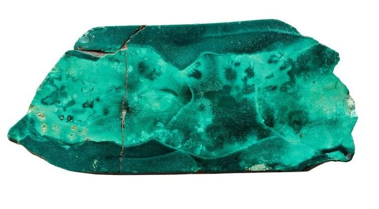 La Malachite, une des pierres les plus populaires en lithothérapie