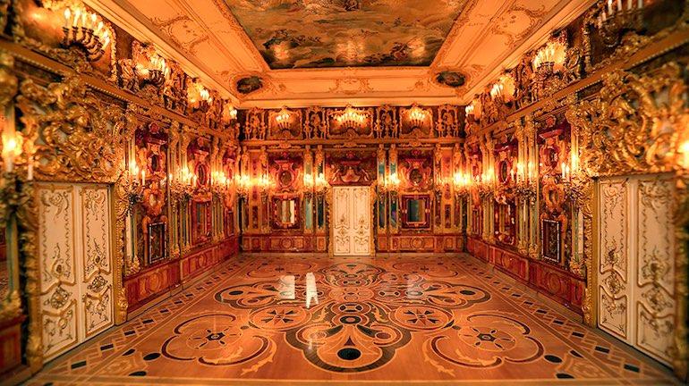 Le Chambre d'Ambre et ses mystères ont traversé l'histoire