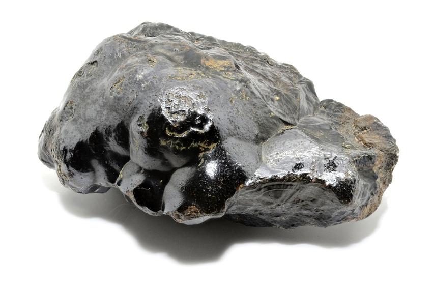 Fragment d'hématite brute