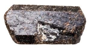 La tourmaline brune ou marron (aussi appelée dravite)