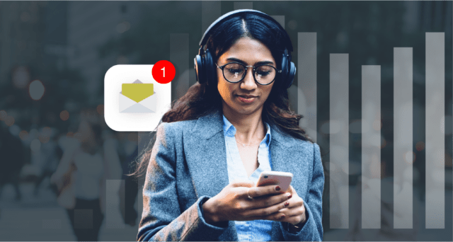 Comment votre public interagit-il avec les e-mails?