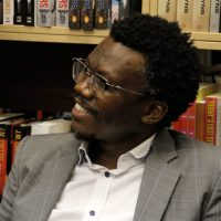 Launch of The land is ours by Tembeka Ngcukaitobi