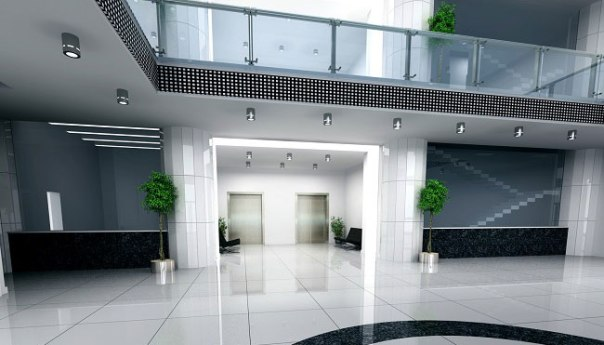 Commercial Tiling: Changing the Concept of Floor Decoration