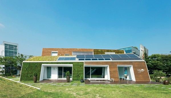 Environmentally Friendly Home Ideas