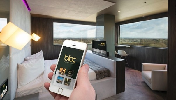 Best High Tech Hotels