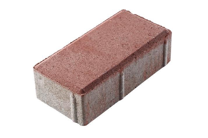 картинка брусчатка красная Литос