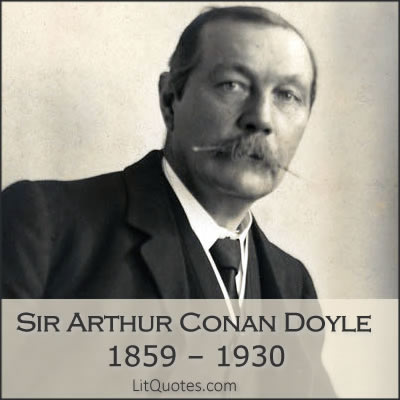 Image result for images of arthur conan doyle