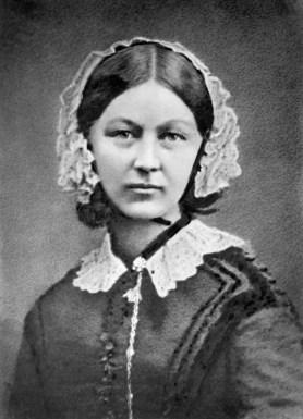 Florence Nightingale - mujeres famosas de la historia que amaban a los gatos