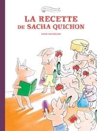 la recette de Sacha Quichon
