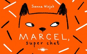 Marcel super chat couverture