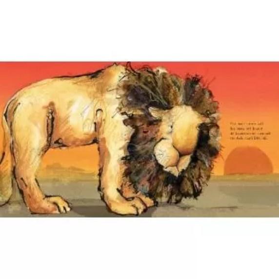 arlo le lion qui n'arrivait pas à dormir