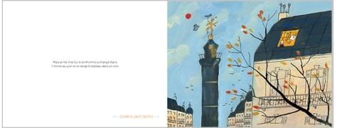 sous le soleil de Paris, Battut Didier jeunesse