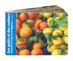 Des goûts et des couleurs, histoire de fruits et de légumes, Ianna Andréadis, les grandes personnes