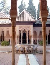 Alhambra - Cour des Lions
