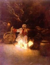 Ali Baba par  Imak El Khanza (1909)