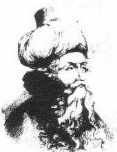 Ebn e Arabi - Portrait