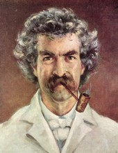 Mark Twain par Carroll Beckwith