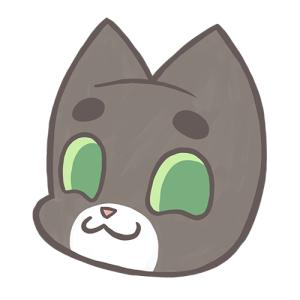 Happy Baby Cat