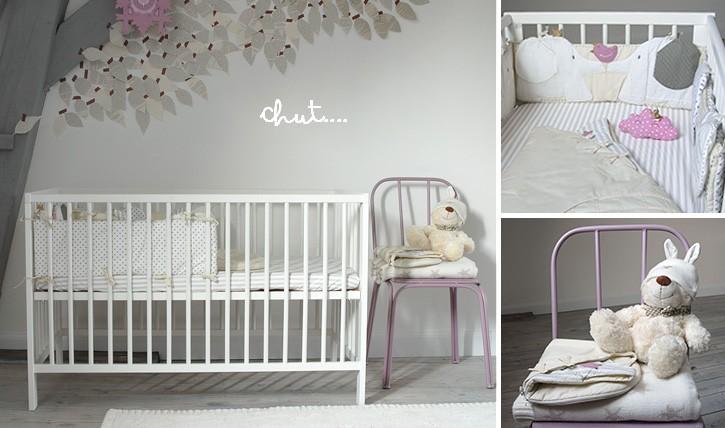 Chambre Enfant Neutre Simple La Chambre Scandinave Et