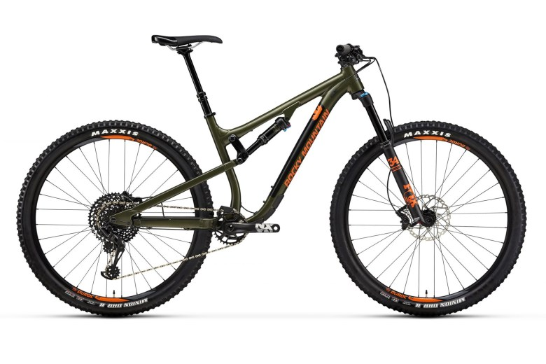 Instinct Rocky Mountain Bikes