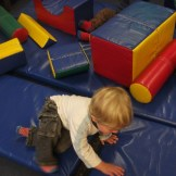 Adventurers - Rough and tumble on the soft play