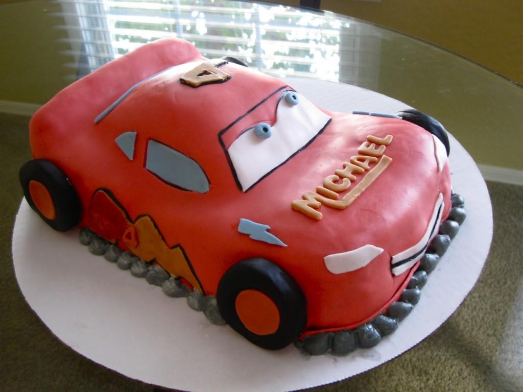 Lightning Mcqueen Cakes Decoration Ideas