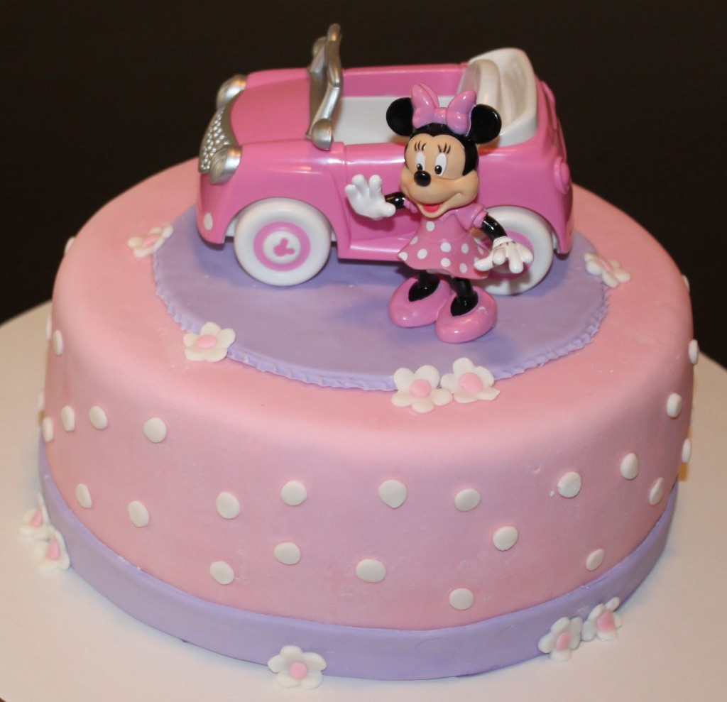Easy Minnie Cake Ideas