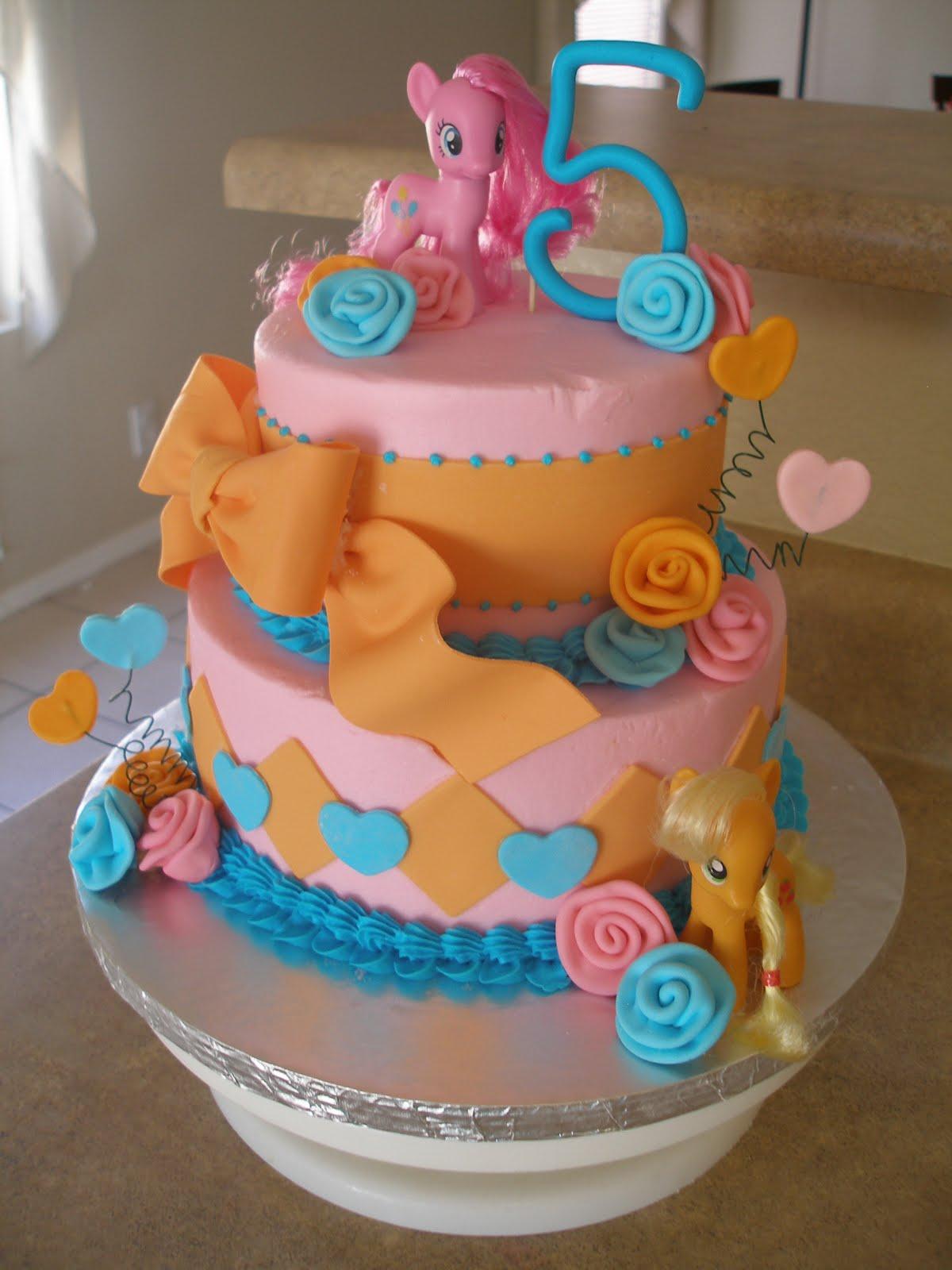 My Little Pony Cakes Decoration Ideas
