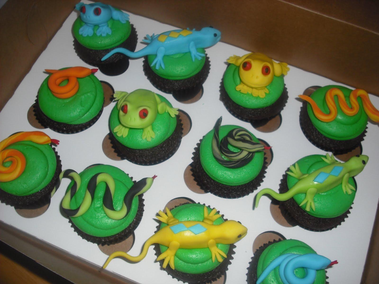 Birthday Cupcake Decorating Ideas