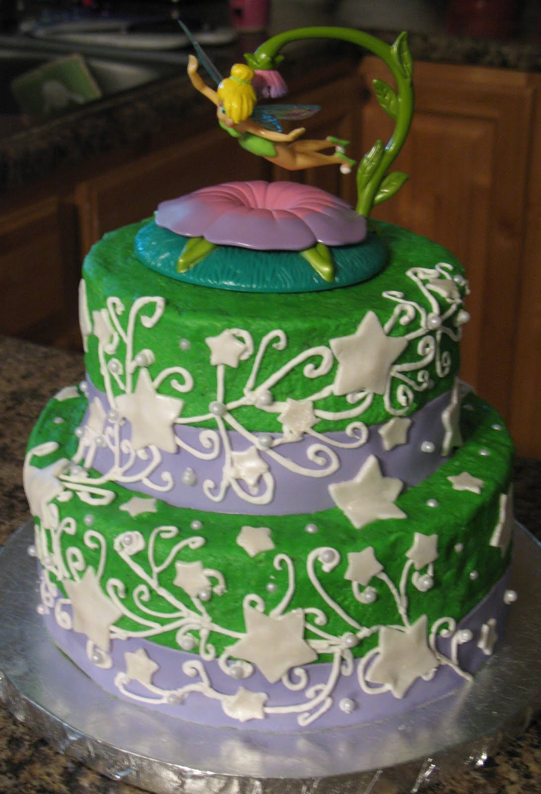 Tinkerbell Cakes Decoration Ideas